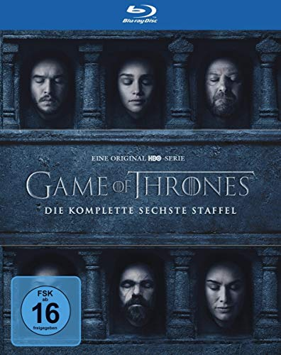 Game of Thrones Staffel 6 [Blu-ray]