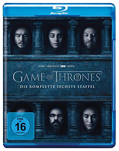 Game of Thrones Staffel 6 [Blu-ray]