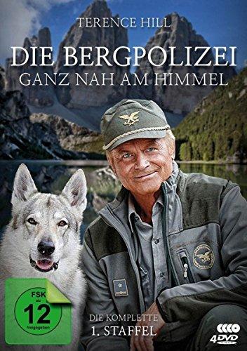 Die Bergpolizei - Ganz nah am Himmel: Staffel 1 (4 DVDs)