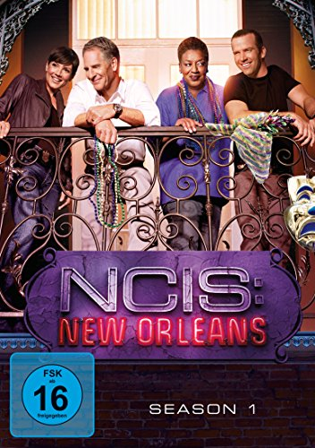 NCIS: New Orleans Staffel 1 (6 DVDs)