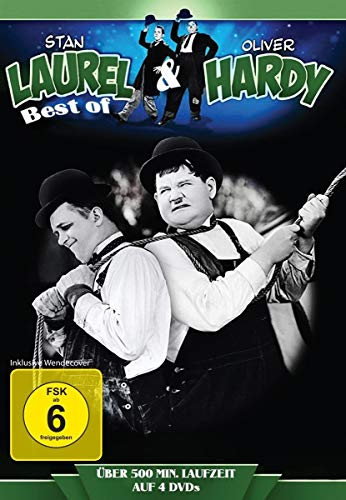Stan Laurel & Oliver Hardy Best Of (20 Filme) (4 DVDs)