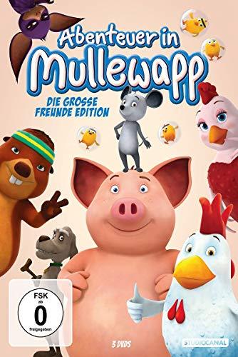 Abenteuer in Mullewapp - Die große Freunde Edition (3 DVDs)