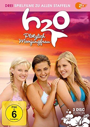 H2O - Plötzlich Meerjungfrau Spielfilm-Box (3 DVDs)