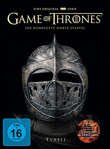 Game of Thrones Staffel 7 (Limited Edition Steelbook mit Bonusdisc) (exklusiv bei Amazon.de)