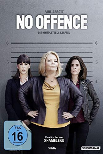 No Offence Staffel 2 (3 DVDs)