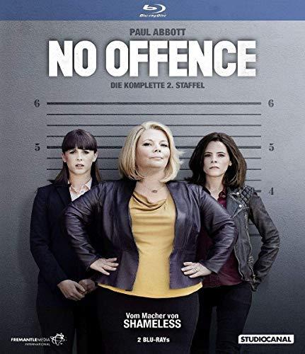 No Offence Staffel 2 [Blu-ray]