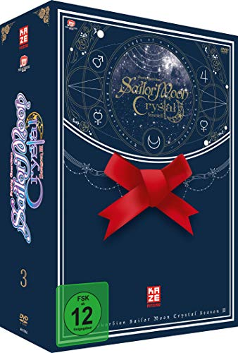 Sailor Moon Crystal Vol. 5 (2 DVDs)