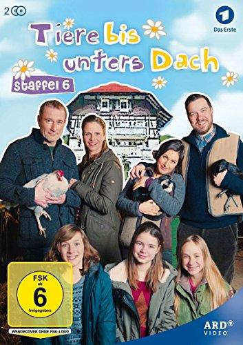Tiere bis unters Dach Staffel 6 (2 DVDs)