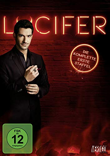 Lucifer Staffel 1 (3 DVDs)