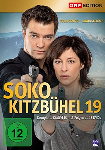 SOKO Kitzbühel Box 19 (3 DVDs)