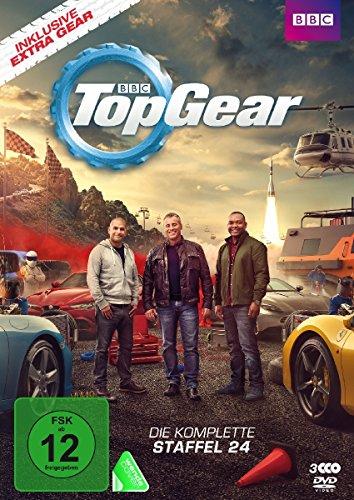 Top Gear Staffel 24 (3 DVDs)