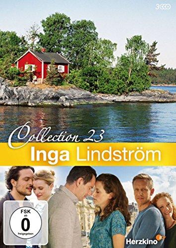 Inga Lindström: Collection 23 (3 DVDs)