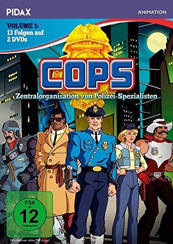 C.O.P.S., Vol. 1 (2 DVDs)