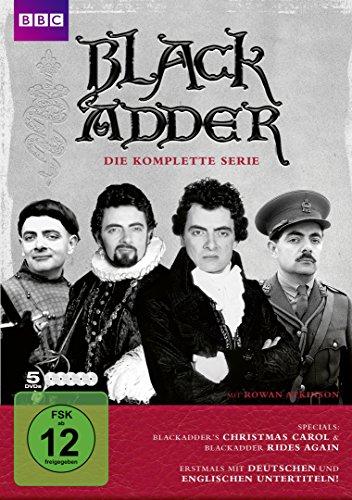 Blackadder Die komplette Serie (5 DVDs)