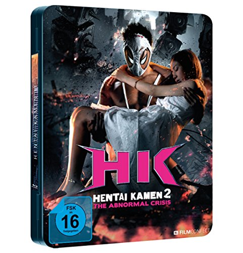 Hentai Kamen 2 - The Abnormal Crisis (Steel Edition) [Blu-ray] (Limited Edition)
