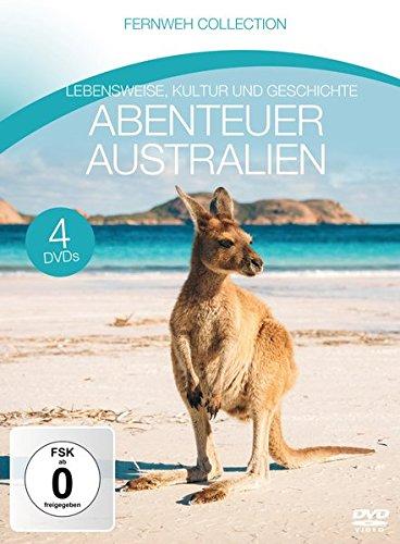 Fernweh Collection - Abenteuer Australien (4 DVDs)