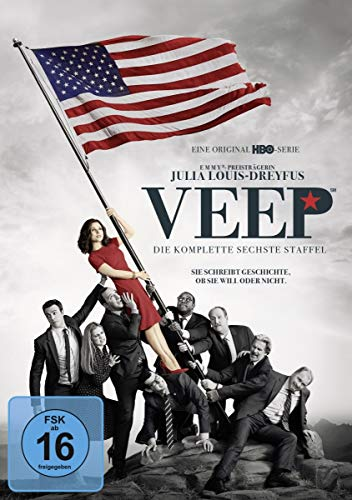 Veep Staffel 6 (2 DVDs)