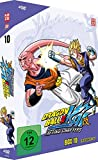 Dragonball Z Kai - Box 10 (Episoden 151-167) (4 DVDs)