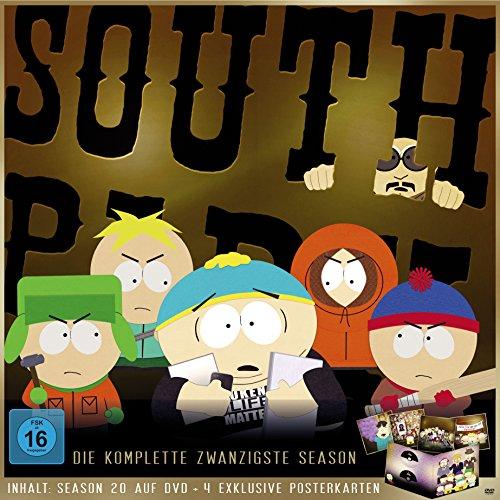 South Park Staffel 20 (Big Sleeve Edition) (exklusiv bei Amazon.de) (2 DVDs)