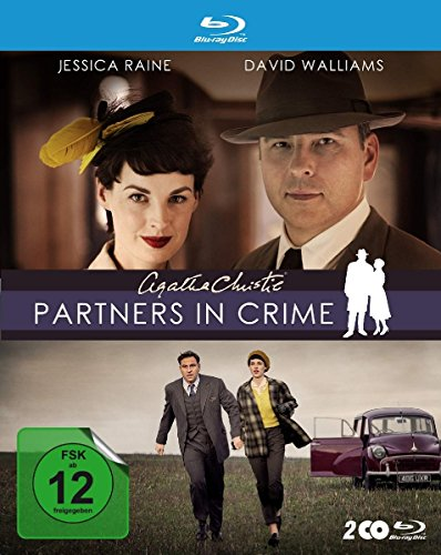 Agatha Christie: Partners in Crime [Blu-ray]
