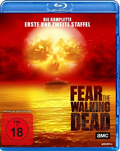 Fear the Walking Dead Staffel 1+2 [Blu-ray]