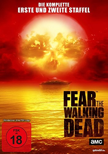 Fear the Walking Dead Staffel 1+2 (6 DVDs)