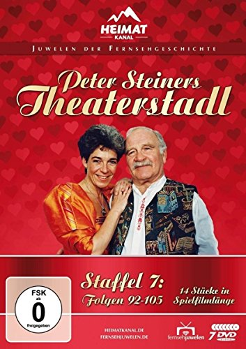 Peter Steiners Theaterstadl Staffel 7 (7 DVDs)