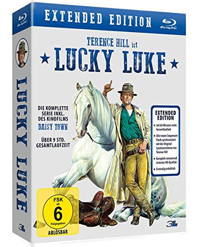 Lucky Luke Die komplette Serie (Collection) [Blu-ray]
