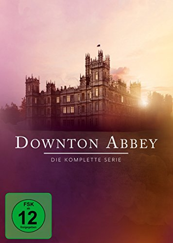 Downton Abbey Die komplette Serie