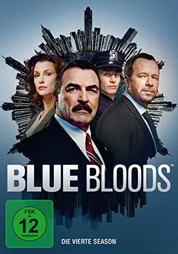 Blue Bloods Staffel 4 (6 DVDs)