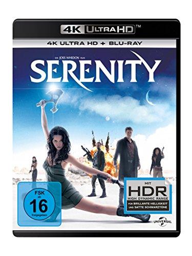 Serenity Flucht in neue Welten [4K Ultra HD + Blu-ray 2D]