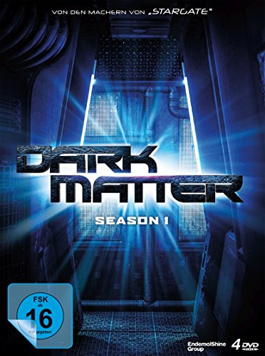 Dark Matter Staffel 1 (4 DVDs)
