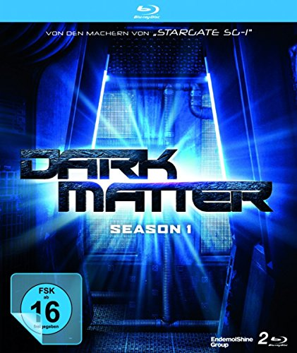 Dark Matter Staffel 1 [Blu-ray]