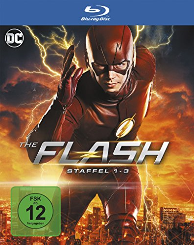 The Flash Staffel 1-3 (Limited Edition) (exklusiv bei Amazon.de) (12 DVDs)