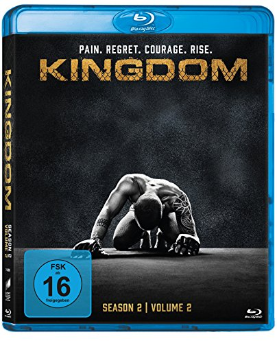 Kingdom Staffel 2, Vol. 2 [Blu-ray]