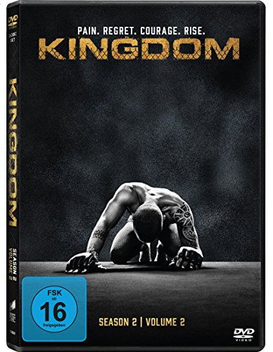 Kingdom Staffel 2, Vol. 2 (3 DVDs)