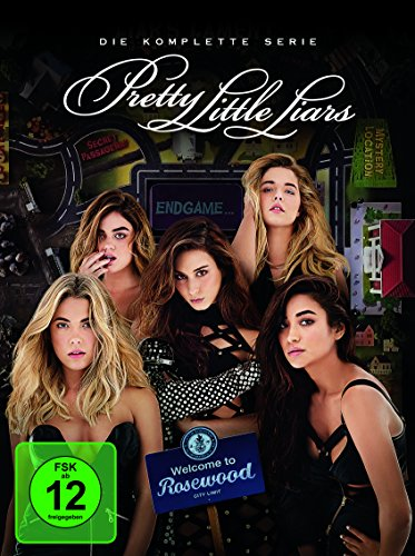 Pretty Little Liars Staffel 1-7 (Limited Edition) (exklusiv bei Amazon.de) (37 DVDs)