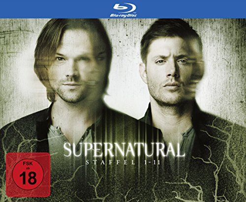 Supernatural Staffel  1-11 (Limited Edition) (exklusiv bei Amazon.de) (43 DVDs)