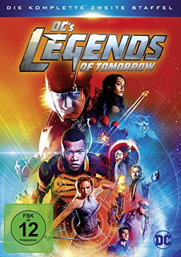 DC's Legends of Tomorrow Staffel 2 (4 DVDs)