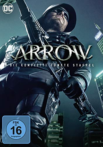 Arrow Staffel 5 (5 DVDs)