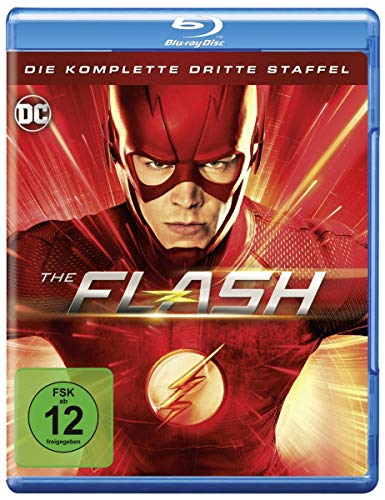 The Flash Staffel 3 [Blu-ray]