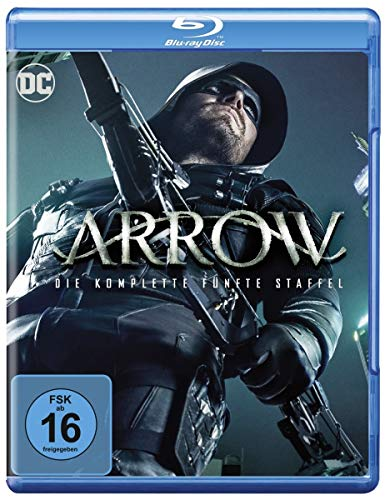 Arrow Staffel 5 [Blu-ray]