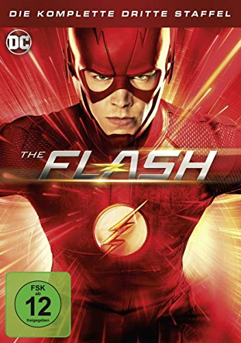 The Flash Staffel 3 (4 DVDs)