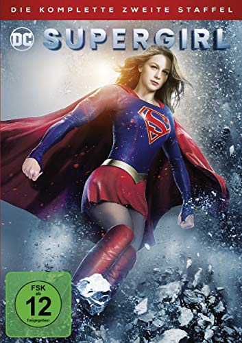 Supergirl Staffel 2 (5 DVDs)