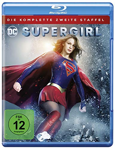 Supergirl Staffel 2 [Blu-ray]