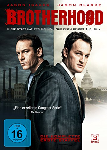 Brotherhood Staffel 1 (3 DVDs)