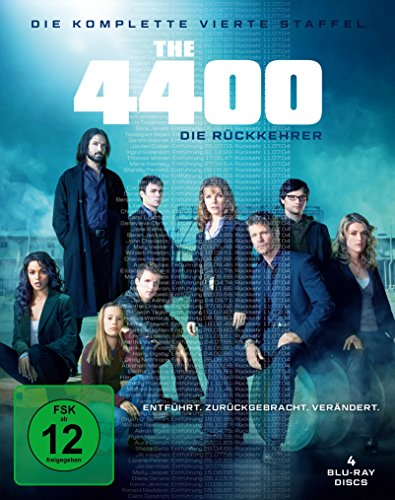 The 4400: Die Rückkehrer - Staffel 4 [Blu-ray]