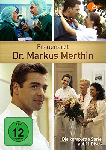Frauenarzt Dr. Markus Merthin Die komplette Serie (11 DVDs)