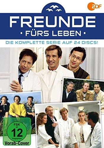 Freunde fürs Leben Die komplette Serie (24 DVDs)