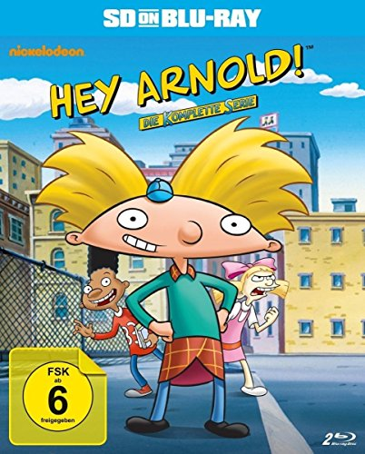 Hey Arnold! Die komplette Serie [SD on Blu-ray]